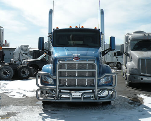 Peterbilt 579 ('12 – Current) | Ex-Guard