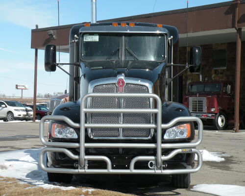 Kenworth T660 ('07 – Current) | Ex-Guard